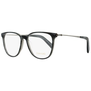 Tom Ford TF5384 020 Unisex Grey 53 mm Eyeglasses