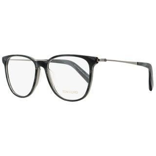 Tom Ford TF5384 020 Unisex Grey 53 mm Eyeglasses
