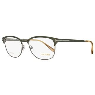 Tom Ford TF5381 093 Unisex Green 54 mm Eyeglasses