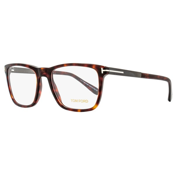 6cca046fa66a4 Shop Tom Ford TF5351 052 Unisex Brown 54 mm Eyeglasses - Free ...