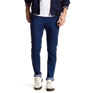 Men's Slim Fit DK.Blue Stretch Denim