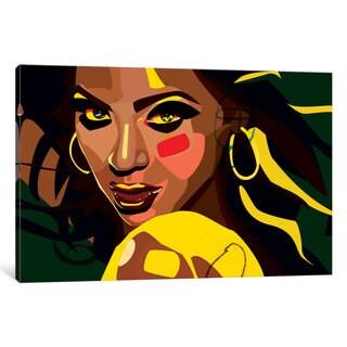 iCanvas Beyonce by Dai Chris Art Canvas Print