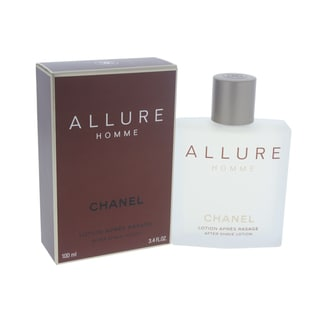 Chanel Allure Men's 3.4-ounce Aftershave