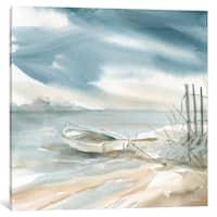 iCanvas 'Subtle Mist II' by Carol Robinson Canvas Print