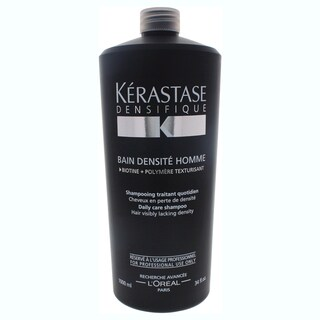 Kerastase Men's 34-ounce Densifique Bain Densite Homme Daily Care Shampoo