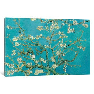 iCanvas 'Almond Blossom, 1890' by Vincent van Gogh Canvas Print
