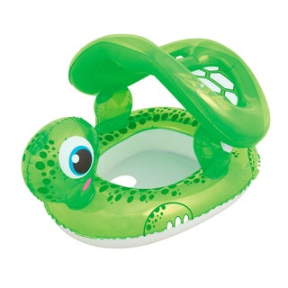 H2OGO! 29 Inch Floating Turtle Baby Care Seat