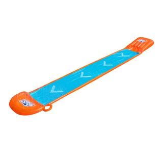 Bestway H2OGO! 18 Foot LED Landing Splash and Slide