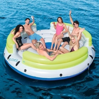 Bestway COOLERZ 10.8 Foot Lazy Dayz Island