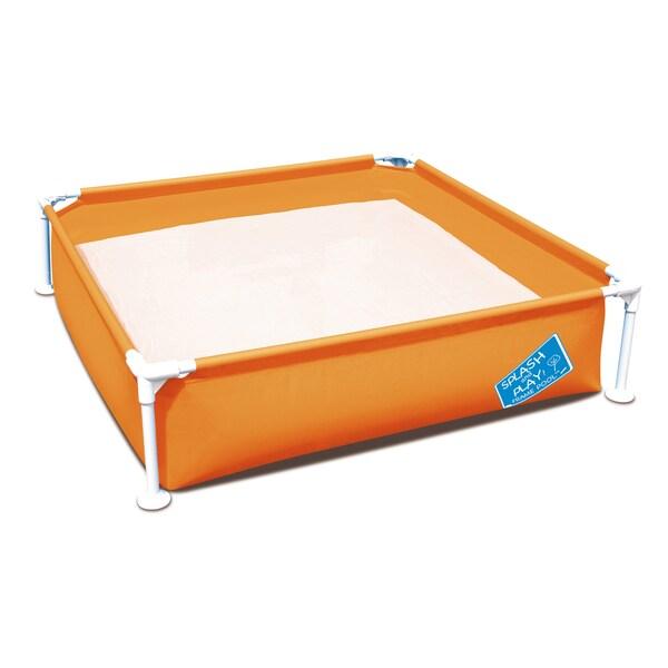 Bestway Orange My First Frame Pool