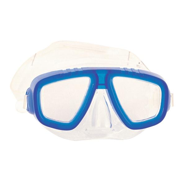Dark Blue Hydro-Splash Dual Lens Dive Mask