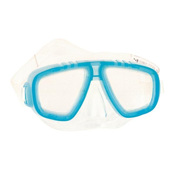 Blue Hydro-Splash Dual Lens Dive Mask