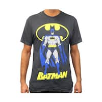 Classic Batman, 100% Cotton Regular Men's T-Shirt