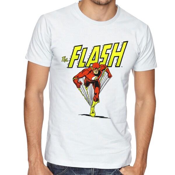 The Flash, 100% Cotton Regular Men's T-Shirt