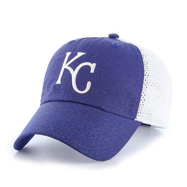 Kansas City Royals MLB Laner Women's Adjustable Hat
