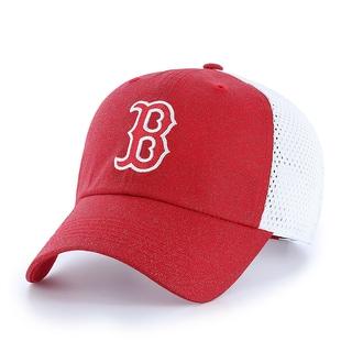 Boston Red Sox MLB Laner Women's Adjustable Hat