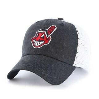 Cleveland Indians MLB Laner Women's Adjustable Hat