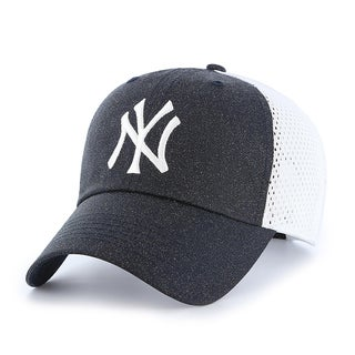 New York Yankees MLB Laner Women's Adjustable Hat