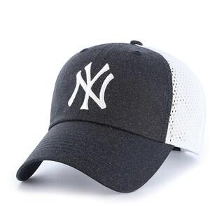 New York Yankees MLB Laner Women's Adjustable Hat