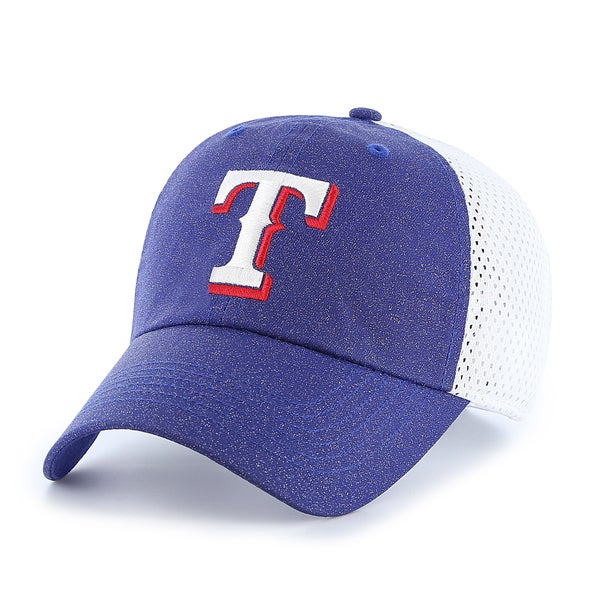 Texas Rangers MLB Laner Women's Adjustable Hat