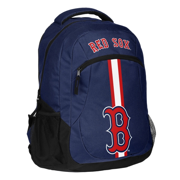 Boston Red Sox MLB Action Stripe Logo Backpack