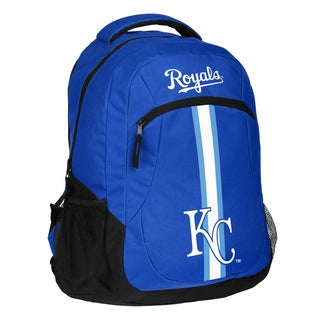 Kansas City Royals MLB Action Stripe Logo Backpack