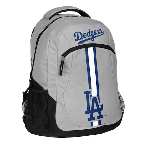 Los Angeles Dodgers MLB Action Stripe Logo Backpack
