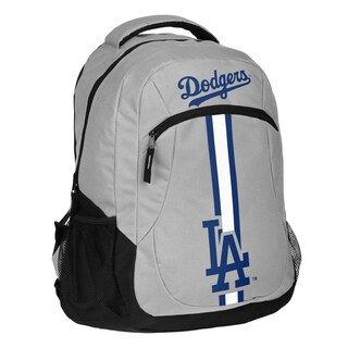 Los Angeles Dodgers MLB Action Stripe Logo Backpack