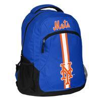 New York Mets MLB Action Stripe Logo Backpack