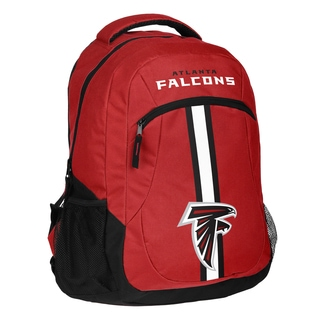 Atlanta Falcons NFL Action Stripe Logo Backpack