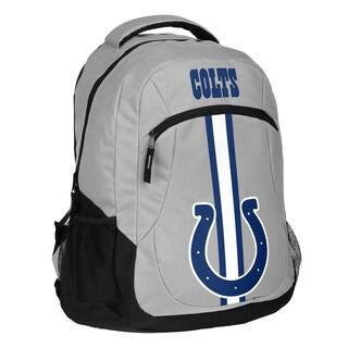 Indianapolis Colts NFL Action Stripe Logo Backpack