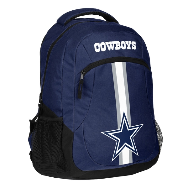 7cc52e2c1b3 Shop Dallas Cowboys NFL Action Stripe Logo Backpack - Free Shipping ...