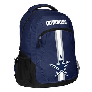 Dallas Cowboys NFL Action Stripe Logo Backpack