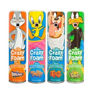 Crazy Foam Looney Tunes 4 Pack