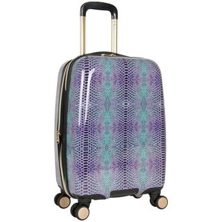 Aimee Kestenberg Ivy 20-inch Carry On Hardside 8-wheel Spinner Suitcase