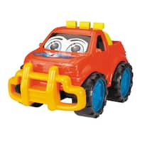 10 Inch Happy Runners Vehicle Red Off Road