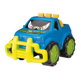 10 Inch Happy Runners Vehicle Blue Off Road
