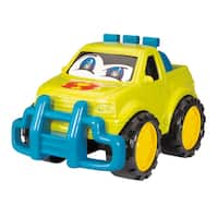 10 Inch Happy Runners Vehicle Green Off Road