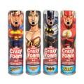 Crazy Foam DC Justice League 4 Pack