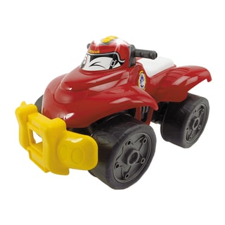 Happy Rescue 11 Inch Vehicle Fire Quad