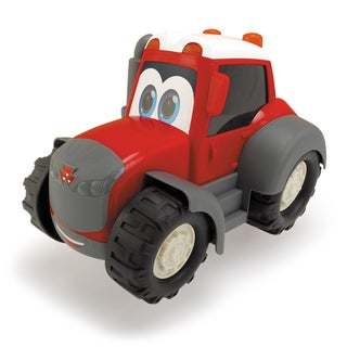 Dickie Toys 10 Inch Massey Ferguson Happy Tractor