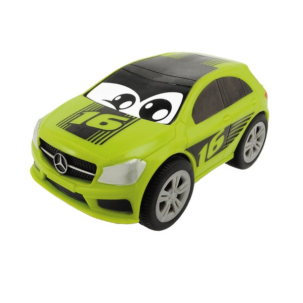 Dickie Toys Happy Squeezable Green Mercedes