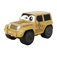 Dickie Toys Happy Squeezable Beige Jeep