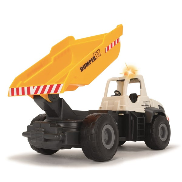 Shop Light And Sound Construction Dump Truck Vehicle