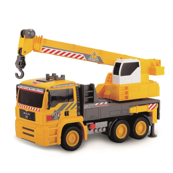 12 Inch Air Pump Action Mobile Crane Truck