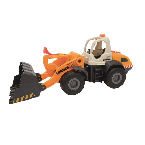 Light and Sound Construction Front Loader Vehicle