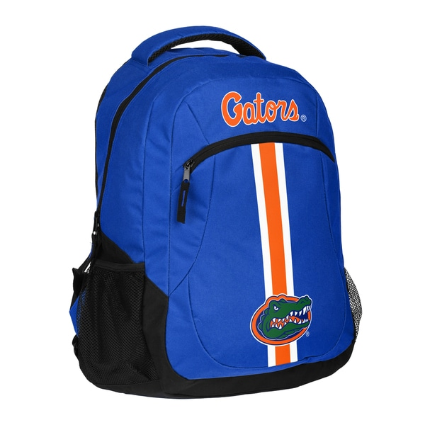 Florida Gators NCAA Action Stripe Logo Backpack