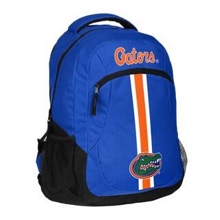 Florida Gators NCAA Action Stripe Logo Backpack