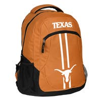 Texas Longhorns NCAA Action Stripe Logo Backpack