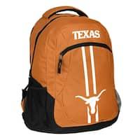 Texas Longhorns NCAA Action Stripe Logo Backpack